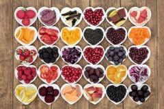 Zdrowej diety jedzenia pojęcie zdjęcie stock