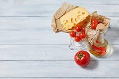 Zdrowi foods, kulinarny pojęcie, lat warzywa, kulinarni składniki obraz royalty free