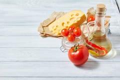 Zdrowi foods, kulinarny pojęcie, lat warzywa, kulinarni składniki fotografia royalty free