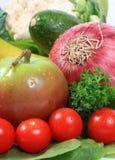 zdrowi owoc warzywa zdjęcie royalty free