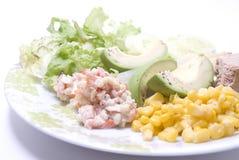 zdrowi półkowi warzywa Zdjęcia Stock