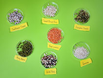 zdrowi składniki Zdjęcie Stock