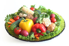 zdrowi warzywa Zdjęcia Stock