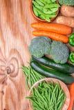 Zdrowi warzywa Obrazy Stock
