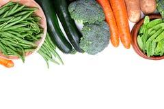 Zdrowi warzywa Obraz Stock