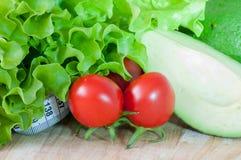 Zdrowi warzywa - zdrowy jedzenie Obrazy Royalty Free