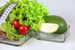 Zdrowi warzywa - zdrowy jedzenie Obraz Stock