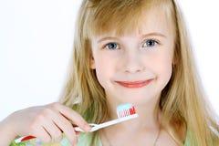 zdrowi zęby Fotografia Royalty Free