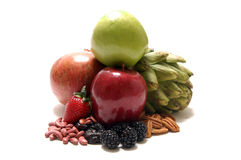 zdrowie żywności Obraz Royalty Free