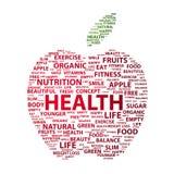 Zdrowie ilustracja wektor