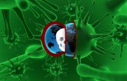Zdrowie, epidemia, wirus, ebola Zdjęcie Royalty Free