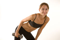 zdrowie fizyczne fitness Obrazy Royalty Free