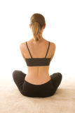 zdrowie fizyczne fitness Obrazy Stock