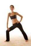 zdrowie fizyczne fitness Zdjęcia Stock