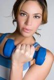 zdrowie kobieta Fotografia Stock