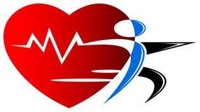 zdrowie logo Obrazy Stock