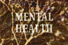 zdrowie mentalne obrazy royalty free