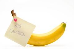 Zdrowotny Banan obraz royalty free
