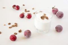 Zdrowotny śniadanie Obraz Royalty Free