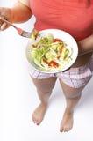 Zdrowy łasowanie Fotografia Stock