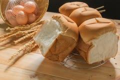 Zdrowy chleba funt Fotografia Royalty Free