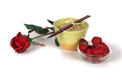 zdrowy ekologicznej żywności Fotografia Stock
