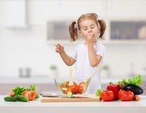 Zdrowy jedzenie fotografia royalty free