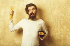 Zdrowy jedzenie i dieting fotografia stock