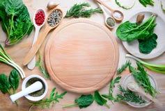 Zdrowy kulinarny pojęcie obrazy royalty free