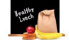 zdrowy lunch Zdjęcia Stock