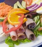 zdrowy lunch Obraz Stock