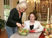 zdrowy lunch obraz royalty free