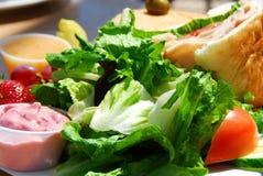 zdrowy lunch Fotografia Stock