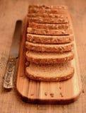 Zdrowy multigrain chleb Obraz Royalty Free