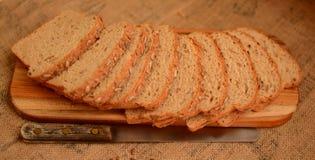 Zdrowy multigrain chleb Obrazy Royalty Free