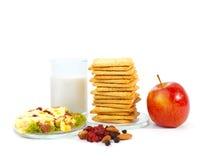 Zdrowy śniadanie. Zdjęcie Stock