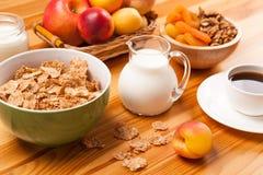 Zdrowy śniadanie Obrazy Stock