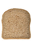Zdrowy plasterek Przeliterowany chleb Zdjęcie Royalty Free