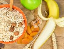 Zdrowy posiłek dla zdrowej diety Fotografia Stock