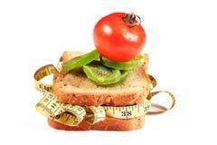 Zdrowy sandwitch zdjęcie royalty free