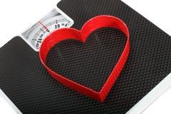 zdrowy serce Obrazy Stock