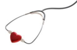 zdrowy serce Obraz Stock
