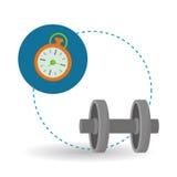 Zdrowy stylu życia projekt, sprawność fizyczna i bodybuilding pojęcie, Obrazy Stock
