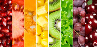 zdrowy tła jedzenie zdjęcia royalty free
