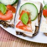 zdrowy tła jedzenie Obraz Stock