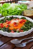 Zdrowy weganinu jedzenie Obraz Royalty Free