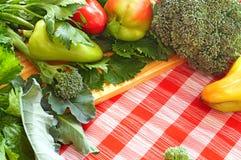 Zdrowy zdrowotny jedzenie Zdjęcie Stock