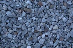 Zdruzgotana kamień powierzchni fotografia Obrazy Royalty Free
