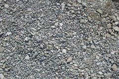 Zdruzgotana kamienna tekstura Zdjęcie Royalty Free