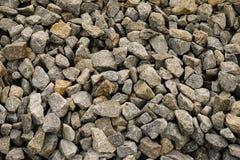 zdruzgotany kamień zdjęcia stock